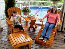Chaise Adirondack : Pourquoi nous choisir.