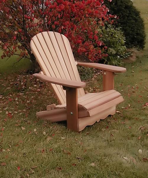 chaise adirondack royale achat vente de chaises adirondack en c dre rouge fabriqu en c dre. Black Bedroom Furniture Sets. Home Design Ideas