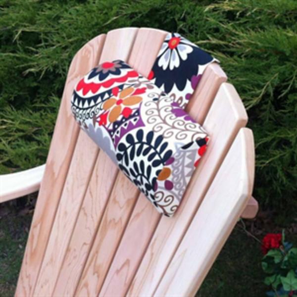 coussin sp cial pour chaise sun achat vente de chaises adirondack en c dre rouge fabriqu en. Black Bedroom Furniture Sets. Home Design Ideas