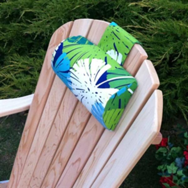 coussin sp cial pour chaise modern leaf achat vente de chaises adirondack en c dre rouge. Black Bedroom Furniture Sets. Home Design Ideas