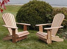 Chaise adirondack chaises pliables en c dre rouge distributeur pour la france et l 39 europe - Chaise adirondack plastique recycle costco ...