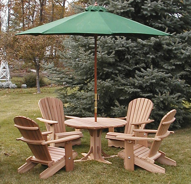Picnic table achat vente de adirondack chairs in red for Chaise adirondack canadian tire